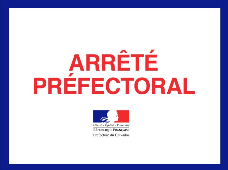 ARRETE PREF